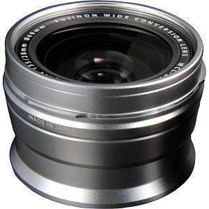 Fuji WCL-X100S Wide Angle Lens Silver Fujifilm