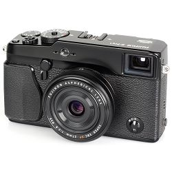 Fuji X-Pro1 + XF27mm Pan Cake F2.8 R Fujifilm 16MP APS- Trans CMOS, 3.0