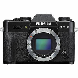 Fuji X-T10 Body Black Fujifilm digitalni mirrorless fotoaparat XT10 crni