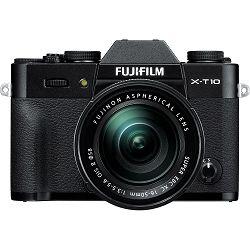 Fuji X-T10 + XC 16-50 f3.5-5.6 OIS II Black crni Fujifilm