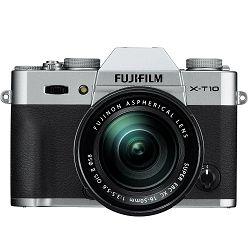 Fuji X-T10 + XC 16-50 f3.5-5.6 OIS II Srebreni (Silver) Fujifilm