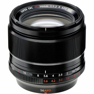 Fujifilm XF 56mm F1.2 R APD portretni objektiv fiksne žarišne duljine Fuji Fujinon 56 1.2 56mm Fixed prime lens Autofocus
