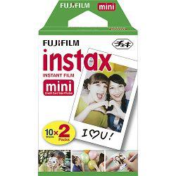 Fujifilm Instax Mini film foto papir 20 listova (2x10) 5.4x8.6cm za Fuji instant polaroidni fotoaparat