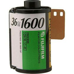 Fujifilm Film Superia 1600 135/36 Fuji Color Negative 35mm film za 36 fotografija