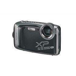 Fujifilm FinePix XP140 Dark Silver Graphite Fuji XP-140 tamno srebreni vodootporni podvodni digitalni fotoaparat