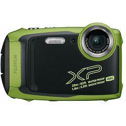 Fujifilm FinePix XP140 Lime Green Fuji XP-140 zeleni vodootporni podvodni digitalni fotoaparat