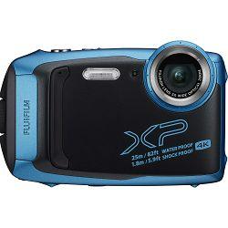 Fujifilm FinePix XP140 Sky Blue Fuji XP-140 plavi vodootporni podvodni digitalni fotoaparat