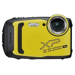 Fujifilm FinePix XP140 Yellow Fuji XP-140 žuti vodootporni podvodni digitalni fotoaparat