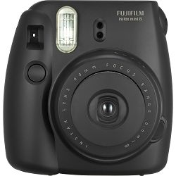 Fujifilm Instax Mini 8 polaroid Fuji crni Black Instant Film Camera