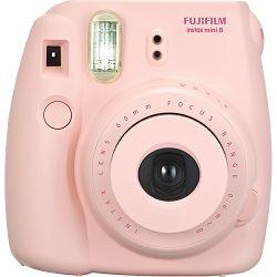 Fujifilm Instax Mini 8 polaroid Fuji Pink rozi Instant Film Camera