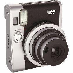 Fujifilm Instax Mini 90 Neo Classic Black camera Fuji crni polaroid instant fotoaparat