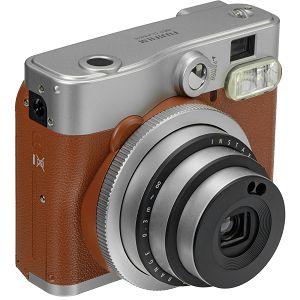 Fujifilm Instax Mini 90 Neo Classic Brown camera Fuji smeđi polaroid instant fotoaparat