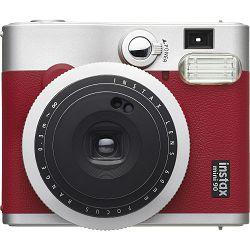 Fujifilm Instax Mini 90 Neo Classic Red camera Fuji crveni polaroid instant fotoaparat