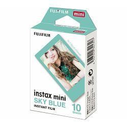 Fujifilm Instax Mini Film blue frame foto papir 10 listova (1x10) za Fuji instant polaroidni fotoaparat