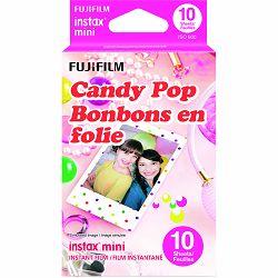 Fujifilm Instax Mini Film Candypop foto papir 10 listova (1x10) za Fuji instant polaroidni fotoaparat