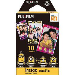 Fujifilm Instax Mini film Minion DM3 foto papir 10 listova (1x10) za Fuji instant polaroidni fotoaparat