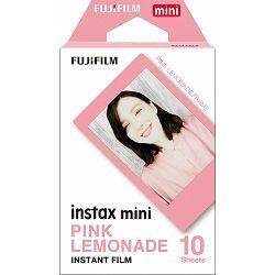 Fujifilm Instax Mini film Pink Lemonade foto papir 10 listova (1x10) za Fuji instant polaroidni fotoaparat