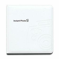Fujifilm Instax Mini foto album Bijeli Fuji Photo Album White