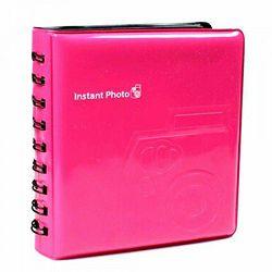 Fujifilm Instax Mini foto album Rozi Fuji Photo Album Pink