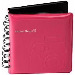 Fujifilm Instax Mini foto album za 64 fotografije rozi Fuji Photo Album pink for 64 photos