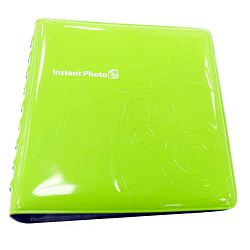 Fujifilm Instax Mini foto album Zeleni Fuji Photo Album Green