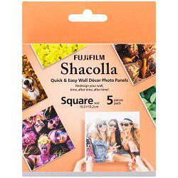 Fujifilm Instax Shacolla Box Square 10.2x10.2mm lijepljivo postolje za instant fotografije 1x5