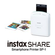 Fujifilm instax SHARE SP-1 printer polaroid