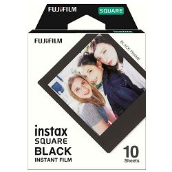 Fujifilm Instax Square film Black Frame foto papir 10 listova (1x10) za Fuji instant polaroidni fotoaparat