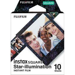 Fujifilm Instax Square film Illumni Frame foto papir 10 listova (1x10) za Fuji instant polaroidni fotoaparat