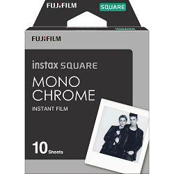 Fujifilm Instax Square film monochrome foto papir 10 listova (1x10) za Fuji instant polaroidni fotoaparat