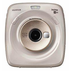 Fujifilm Instax Square SQ20 Beige bež Hybrid Instant camera Fuji polaroid fotoaparat s trenutnim ispisom fotografije