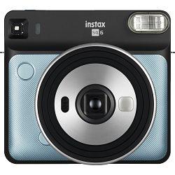 Fujifilm Instax Square SQ6 Water Blue plavi Fuji fotoaparat s trenutnim ispisom fotografije