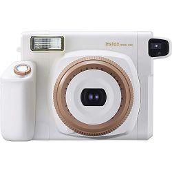 Fujifilm Instax Wide 300 Toffee bijeli polaroid camera Fuji instant fotoaparat s trenutnim ispisom fotografije