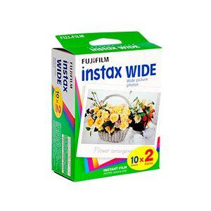 Fujifilm Instax Wide film foto papir 20 listova (2x10 pakiranje) za Fuji Wide 210, Wide 300, Lomography Instant Wide
