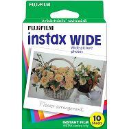 Fujifilm Instax Wide film foto papir 10 listova (1x10 pakiranje) za Fuji Wide 210, Wide 300, Lomography Instant Wide