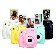 Fujifilm Mini Instax 8 + paket 10 polaroid foto papir Fuji
