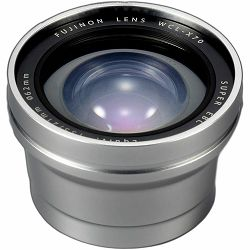 Fujifilm WCL-X70 Wide Angle Conversion Lens Silver 0.8x predleća za Fuji X70 fotoaparat