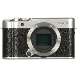 Fujifilm X-A10 + XC 16-50 II KIT digitalni mirrorless fotoaparat s objektivom 16-50mm f3.5-5.6 OIS II Fuji Body 16 MP APS-C 3.0