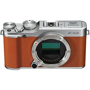 Fujifilm X-A2 body brown 16MP digitalni mirrorless fotoaparat Fuji