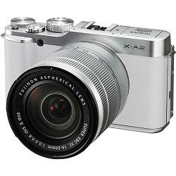Fujifilm X-A2 + XC 16-50 II f3.5-5.6 white Fuji 16-50mm digitalni fotoaparat