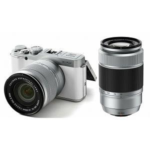 Fujifilm X-A2 + XC 16-50 II f3.5-5.6 + XC 50-230mm 50-230 II f4.5-6.7 white