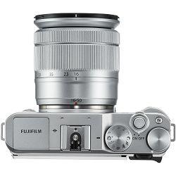Fujifilm X-A3 + XC 16-50 OIS II f3.5-5.6 Silver Srebrenii Fuji 16-50mm digitalni fotoaparat