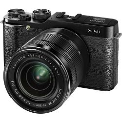 Fujifilm X-M1 Black + XC 16-50 f3.5-5.6 OIS crni KIT Fuji Finepix kit Fujinon