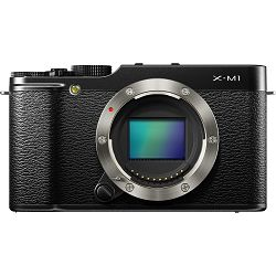Fujifilm X-M1 Body Digitalni fotoaparat Mirrorless camera Fuji Finepix XM1 16MP APS- Trans CMOS II, 3.0