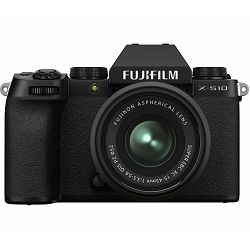 Fujifilm X-S10 + XC 15-45mm f/3.5-5.6 OIS PZ Kit (16670106)