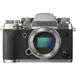 Fujifilm X-T2 Body Graphite Silver Mirrorless Digital Camera Fuji fotoaparat 24MP X-Trans CMOS III 3,0
