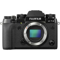 Fujifilm X-T2 Body Mirrorless Digital Camera Fuji fotoaparat 24MP X-Trans CMOS III 3,0