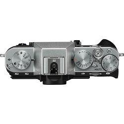 Fujifilm X-T20 + XF 18-55 f2.8-4 R LM OIS Silver srebreni digitalni mirrorless fotoaparat s objektivom 18-55mm Fuji