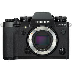 Fujifilm X-T3 Body Black crni Digitalni fotoaparat Mirrorless camera Fuji Finepix XT3 tijelo