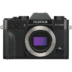 Fujifilm X-T30 Body Black crni Digitalni fotoaparat Mirrorless camera Fuji Finepix (16619566)